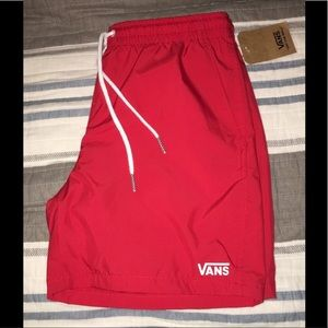 VANS BEACH SHORTS (BRAND NEW) FLASH SALE